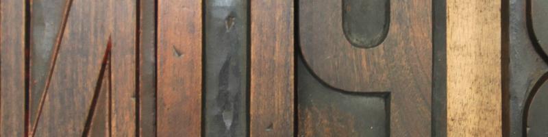 Caractère bois Audebaud